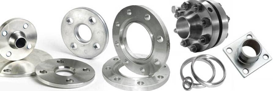 Stainless Steel 304L Flange Manufacturer