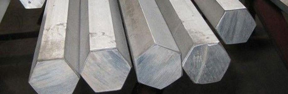 Stainless Steel 304L Hex Bars Manufacturers in India