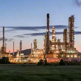 petrochemical-industrries