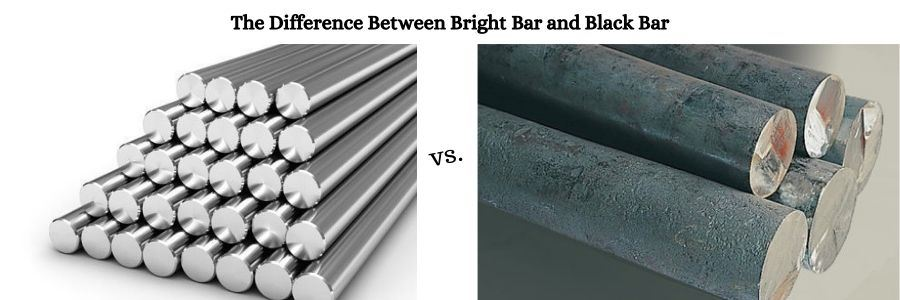 Difference Between Bright Bar and Black Bar